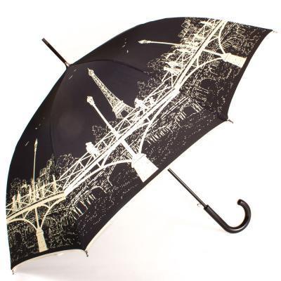 Зонт-трость женский полуавтомат GUY de JEAN (Ги де ЖАН) FRH13-10