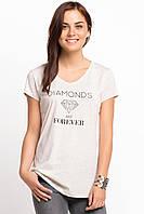 Женская футболка De Facto 029