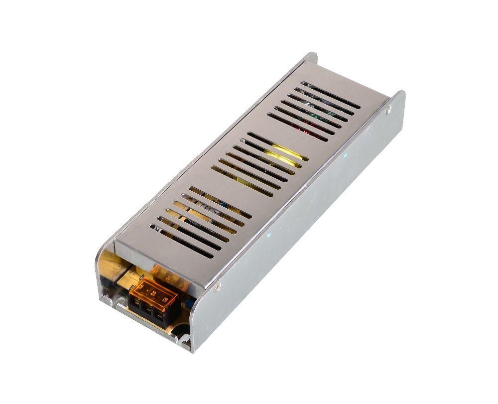 Блок питания импульсный PROLUM Slim 200W 12V (IP20,16,6A) Standard