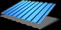 Профнастил стеновой ПС-20 (Китай, PE, 0,4 мм)