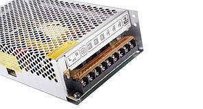 """Блок питания импульсный PROLUM 200W 12V (IP20,16,6A) Series """"S"""""""