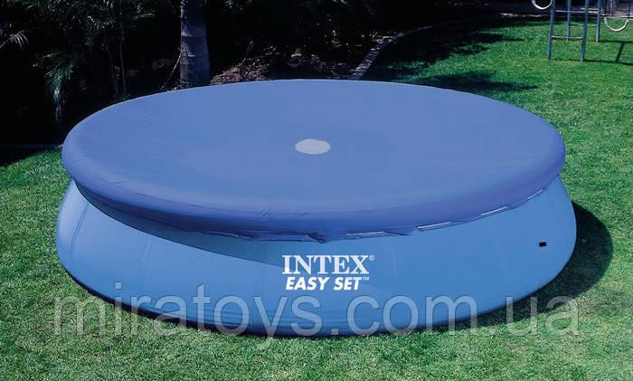 ✅Тент для бассейна Intex 28022 (58919) 366 см