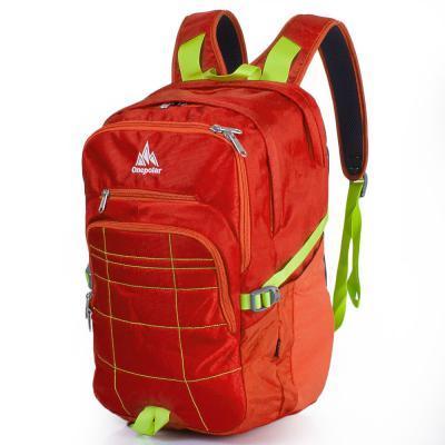 Мужской рюкзак с отделением для ноутбука ONEPOLAR (ВАНПОЛАР) W2188-orange
