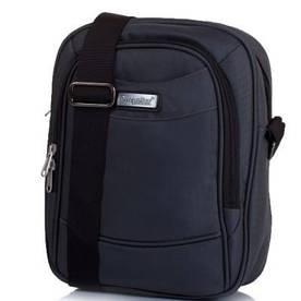 Чоловіча спортивна сумка ONEPOLAR (ВАНПОЛАР) W5205-grey