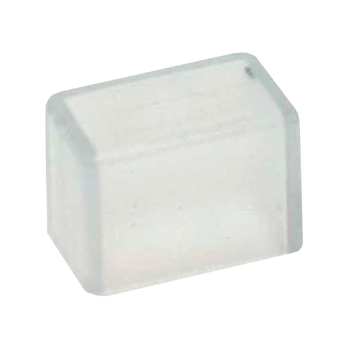 Заглушка для светодиодного неона 14x26