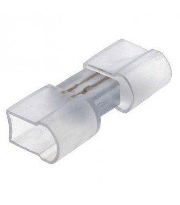 Коннектор пластик для неона 8*16