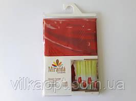 Шторка для ванной и душа (штора в ванную) Miranda (Миранда) 100% полиэстер водонепроницаемый 200 * 180 cm.