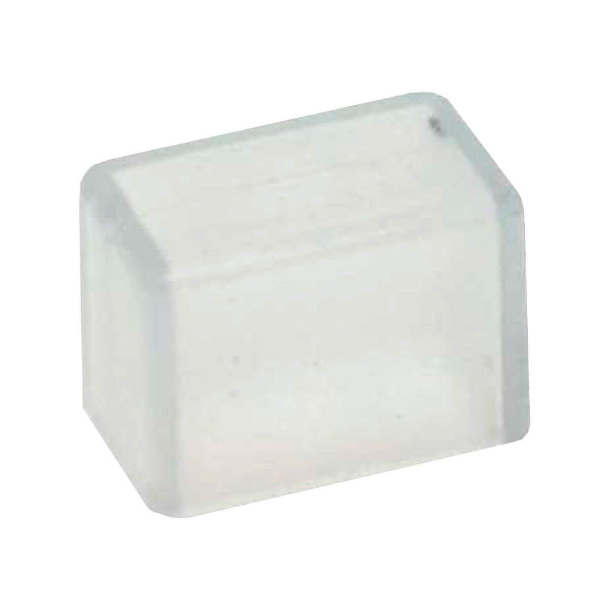 Заглушка для светодиодного неона 10*20