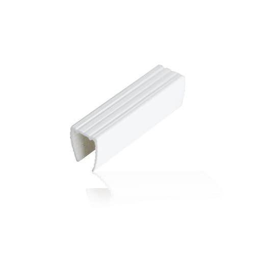 Монтажная клипса PROLUM (ПЛАСТИК) для светодиодного неона 8x16 (5cм)