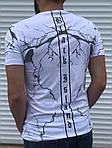 Мужская футболка Black Island (белая) - Турция, фото 2