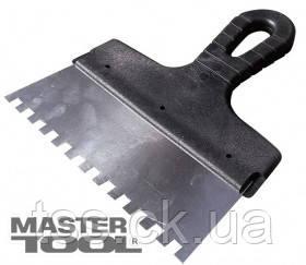 MasterTool  Шпатель зубчатый, Арт.: 19-6825