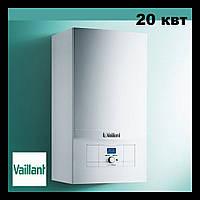 Котел  двухконтурный газовый 20 квт Vaillant turboTEC pro VUW 202/5-3