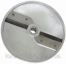 Диск HU 2.5 для нарезки соломкой 2,5 мм к овощерезке BERG