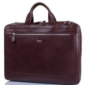 """Чоловіча шкіряна сумка з відділенням для ноутбука з діагоналлю екрану до 12,6"""" DESISAN (ДЕСИСАН) SHI1347-019"""