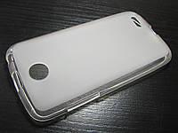 Чехол TPU для Lenovo A516 Белый