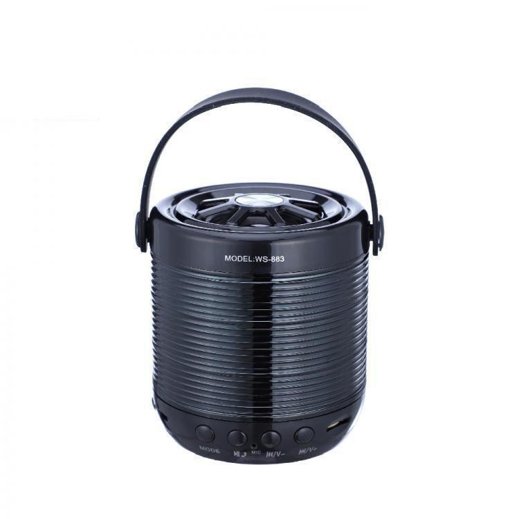 Колонка Bluetooth SPS WS-883BT 7.5x9 см.
