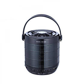 "Колонка Bluetooth ""SPS WS-883BT"" 7.5x9 см."