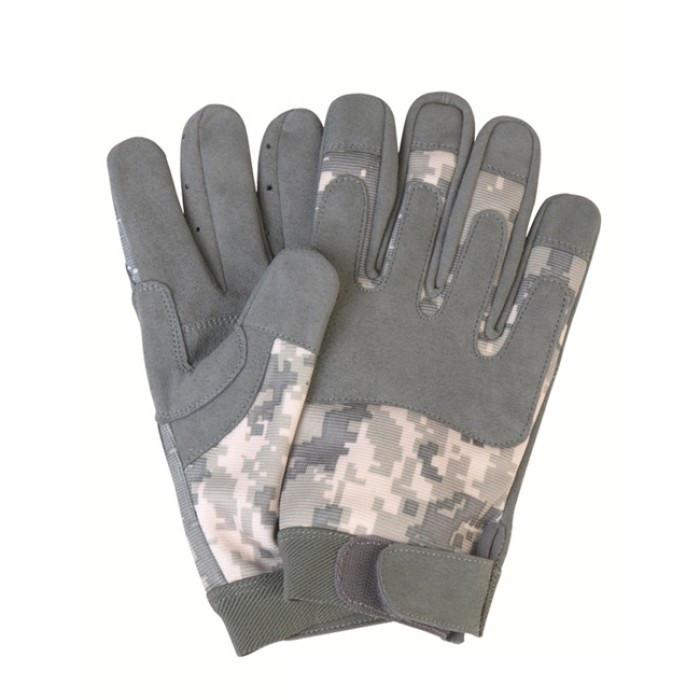 Перчатки, искусственная кожа/эластан MilTec AT-Digital 12521070