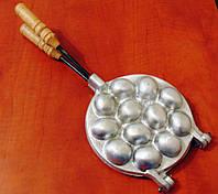 Форма для выпечки орешков на 12 штук
