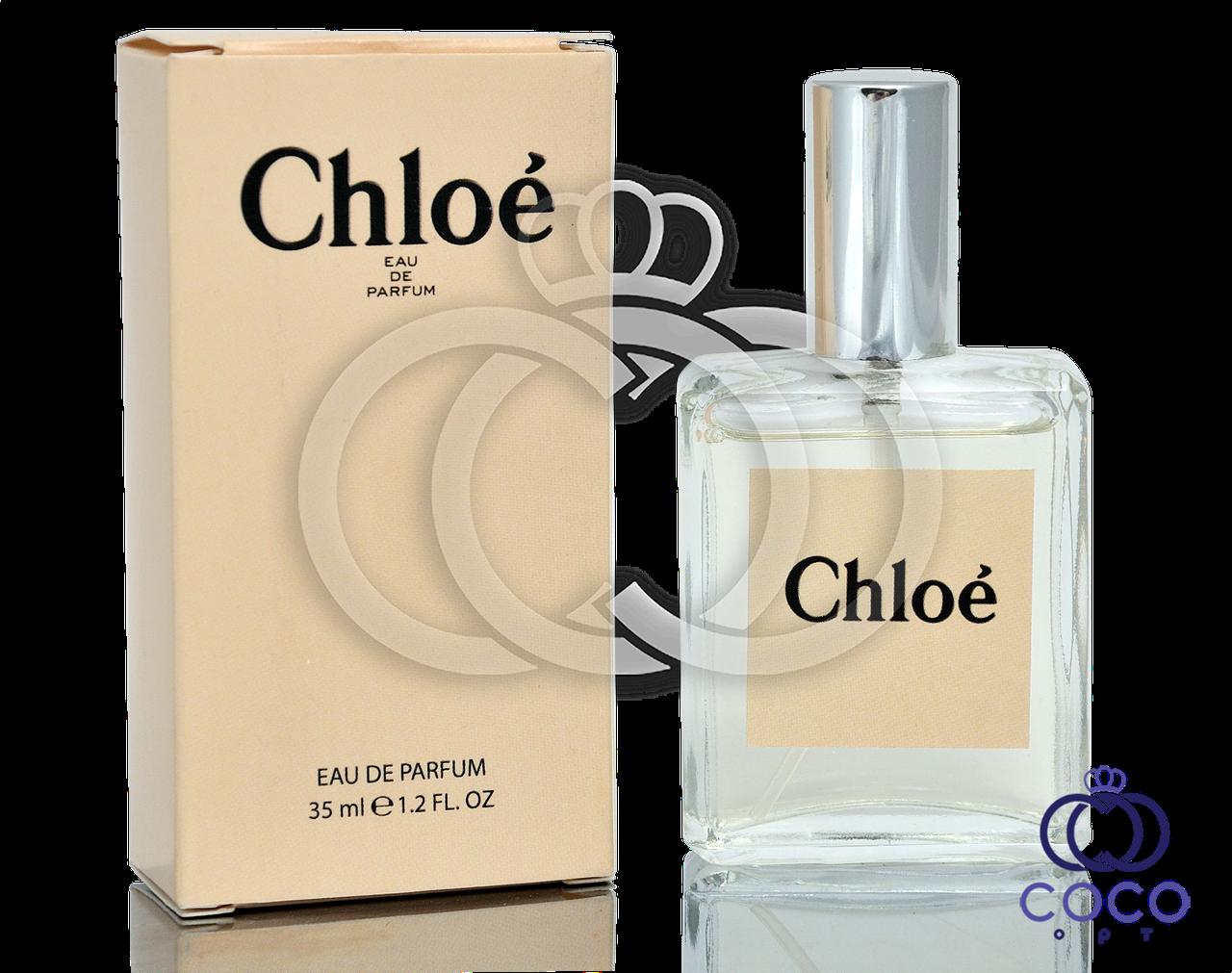 Парфюмированная вода Chloe Eau De Parfum 35 Ml