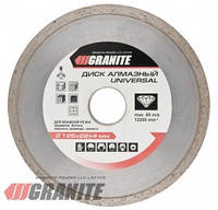 GRANITE  Диск алмазный UNIVERSAL 230 мм  GRANITE, Арт.: 9-05-230