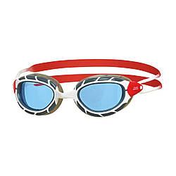 Очки для плавания Zoggs Prenator blue/white