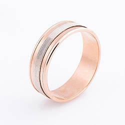 Золотое обручальное кольцо обр000460