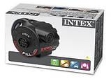 ✅Насос Intex 66622 з акумулятором 3 в 1 12/220 в, фото 4