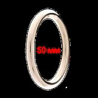 Кольцо металлическое OLYMPIC 6мм х 50мм (размер L), фото 1