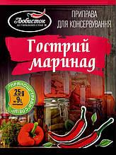 """Суміш для консервації """"Гострий Маринад"""" 25г"""
