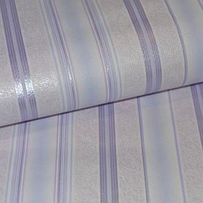 Обои, на стену, светлый, бумажные, полоса, B27,4 Ария 2 6535-06, 0,53*10м, фото 2