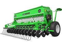 Сеялка зерновая двухдисковая  Agrolead 5.0м / Серия LINA