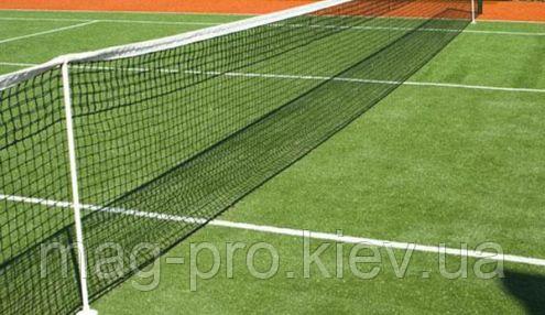 Искусственная трава для тенниса мультиспорт незасыпная Green E (12мм.)