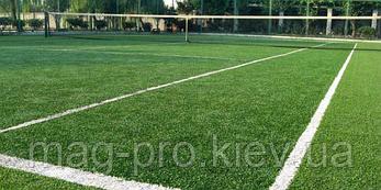 Искусственная трава для тенниса мультиспорт незасыпная Green E (12мм.), фото 3