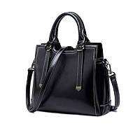 Женская кожаная сумка на одно плечо, фото 1