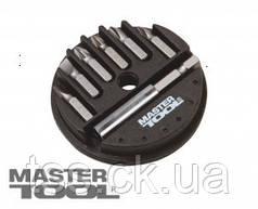 MasterTool  Насадки отвёрточные набор 7 штук с держателем, Арт.: 40-0381