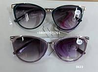 Солнцезащитные очки с диоптриями, очки с тонированными линзами. Модель 0623