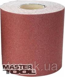MasterTool  Шкурка шлифовальная на тканевой основе Р 40 200 мм*50 м, Арт.: 08-2704