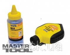 MasterTool  Шнур трассировочный 30 м + мел, Арт.: 30-0640