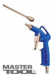 """MasterTool  Пневмопистолет продувочный Ø 2 мм 2-6 бар 1/4"""", Арт.: 81-8740"""