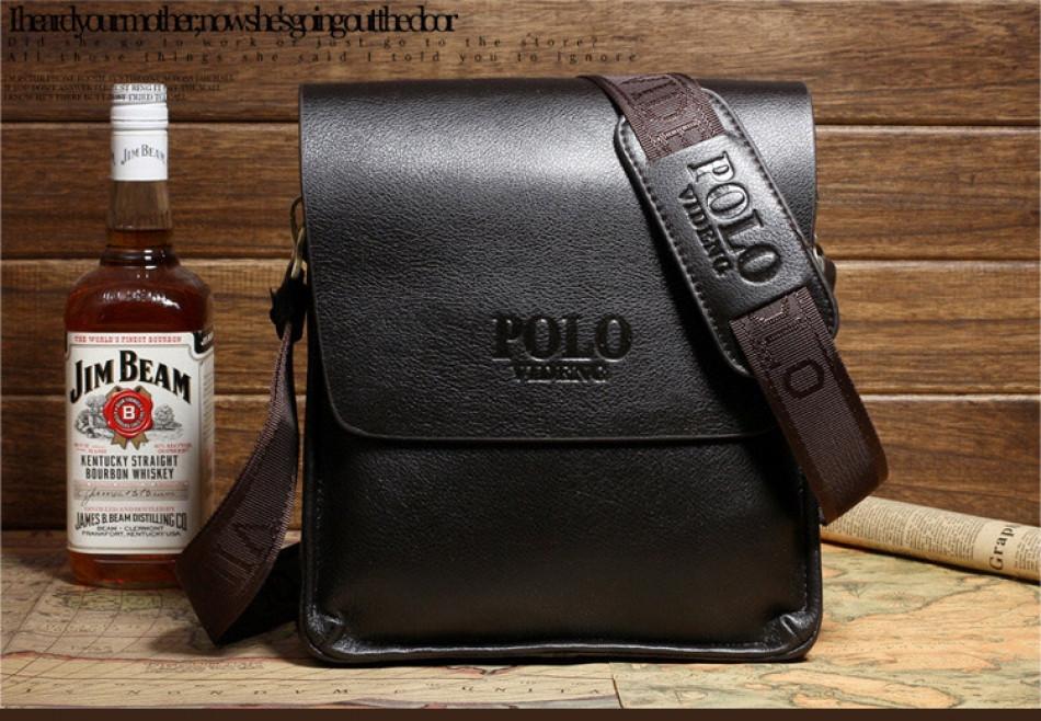 Мужские сумки через плечо, купить кожаные мужские сумки