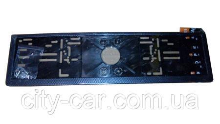 e1e04e72ec4c Рамка номера пластик - Интернет-магазин «City-Car» - Продажа автомобильных  аксессуаров