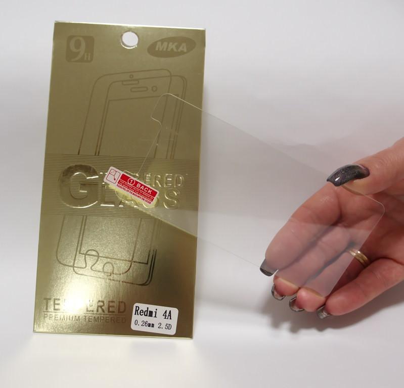 Купить защитное стекло для смартфона Xiaomi Redmi 4A  9H