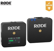 Накамерная радиосистема Rode Wireless GO Compact Wireless Microphone System (2.4 GHz) (WIRELESS GO)