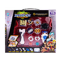 Набор блейдов Beyblade Battle Set v2 В122, В110, В115, В118