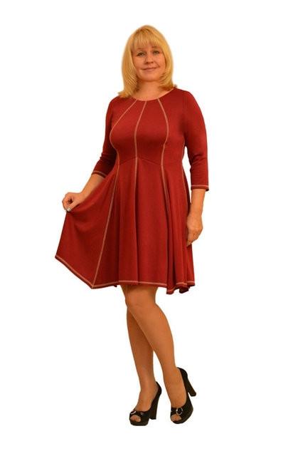 Платье Dimoda короткое — Модель (Л83к)  50  размер