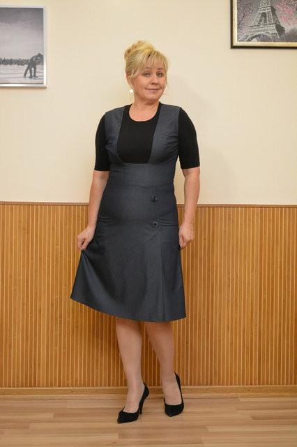 Сарафан Dimoda - Модель (489)  48   размер