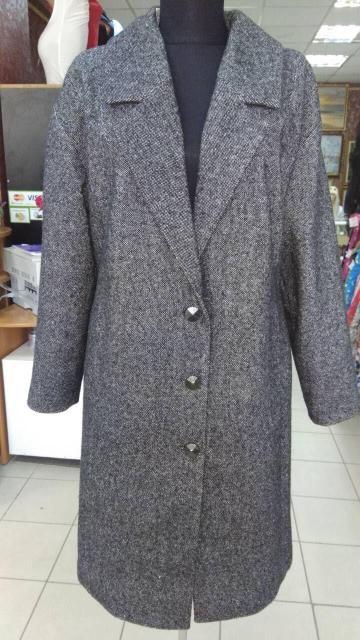 """Пальто Dimoda """"Ника"""" — Модель 1244  50   размер"""