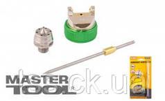 MasterTool  Комплект форсунок Ø 1,3 мм к HVLP, Арт.: 81-8683