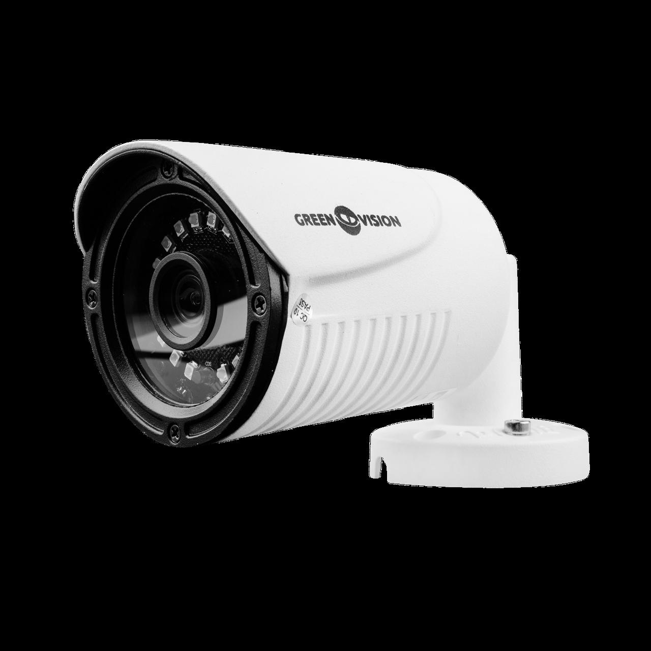 Наружная IP камера GV-074-IP-H-COА14-20 3МР (Lite)